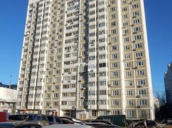 Новостройка Жилой дом Ореховый проезд, вл. 4123